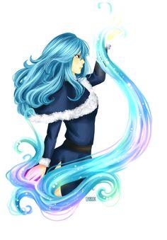 Juvia ~ Fairy Tail