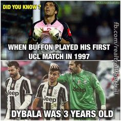 Gianluigi Buffon 🙌