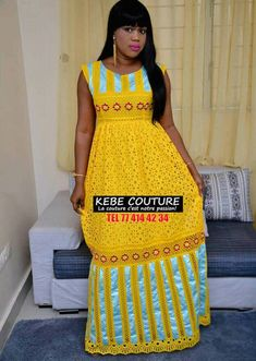 African Attire, African Fashion Dresses, African Wear, African Women, Ankara Dress, I Dress, Nigerian Lace Styles, Latest Ankara Short Gown, Africa Dress