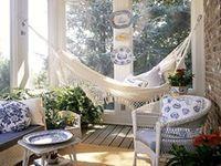 Comfy beach living☀️ on Pinterest | Garden Sheds, Porches and Sheds
