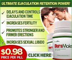 How To Stop PE With Herbal Pills  Duramale as an herbal supplement specially formulated to help men just like you to overcome the embarrassment of premature ejaculation. How Can Duramale Help You?  We know that premature ejaculation can be embarrassing and can wreck havoc in your sex life but that is no reason to panic just yet. This post will show you how to solve that.