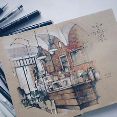 Nice Sketch! By gardarika_soul