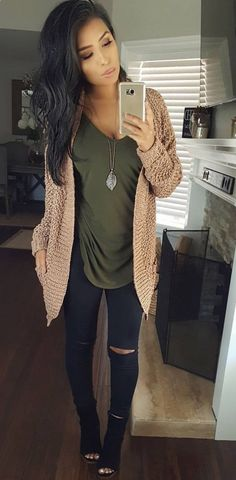 33 Perfect Combination Clothing and Accessories this Summer - Casual Look - Fashion Outfits Fall Outfits 2018, Preppy Outfits, Mode Outfits, Fall Winter Outfits, Autumn Winter Fashion, Mens Winter, Cute Outfits For Fall, Fall Outfit Ideas, Winter Style