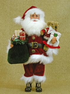 "Karen Didion - ""Delight Santa"""