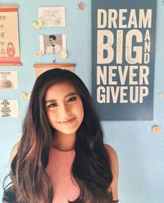 Gabbi Garcia, Filipina, Pretty Face, Ariana Grande, Pretty Girls, Are You Happy, Actresses, Poses, Long Hair Styles