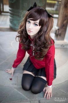 Rin Tohsaka  cosplay