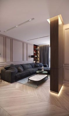 Home interior Design Videos Living Room Hanging Plants Link – Right here are the best pins around Coastal Home interior! Interior Columns, Living Room Warm, Apartment Interior, Living Room Interior, Modern Interior Design, Home Interior Design, Interior Design, Luxury Home Decor, Residential Interior