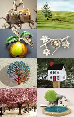 Sitting in a tree, kissing by Cami on Etsy--Pinned with TreasuryPin.com
