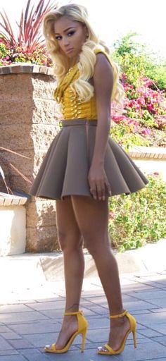 Skirt & Color Combo