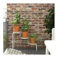 IKEA - IKEA PS 2014, Plant stand, A plant stand makes it possible to decorate with plants everywhere in the home.You can decorate with plants in a visually interesting way with shelves at different levels.Suitable for both indoor and outdoor use.