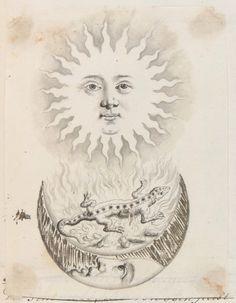 Alchemical and Rosicrucian compendium, ca. 1760 | BILDGEIST