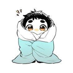 exo, fanart, and kpop image Kaisoo, Kyungsoo, Chanyeol, Exo Anime, Anime Art, Anime Guys, Exo Cartoon, Adventure Time Marceline, W Two Worlds