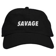 Savage Lines Dad Hat – Fresh Elites