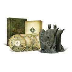 The most ludicrous dvd blu ray box sets ever features empire poster capas caixas especiais - Argonath bookends ...