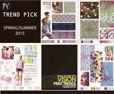 FASHION VIGNETTE: TRENDS // A+A DESIGN STUDIO - VISION . PRINT TRENDS SPRING/SUMMER 2015