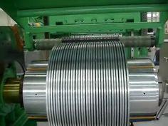 COIL STEEL STRIP Mini Slitter  www.baosensteel.com.cn  we are producing galvanized steel coil , prepainted steel coil