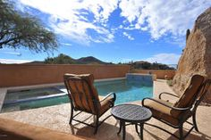 Scottsdale Scottsdale AZ Home For Sale  $949,900, 3 Beds, 2 Baths, 3,987 Sqr Feet  IT'S ALL ABOUT THE VIEWS! Located  within the gated community of Troon Ridge Estates this home is situated to take advantage of the expansive golf course views to the west and south.  Twinkling lights at night following a spectacular sunset.  The split floor plan offers a large master suite with a b  http://mikebruen.sreagent.com/property/22-5551328-24056-N-112th-Place-Scottsdale-AZ-85255&ht=PINSCTTLKS