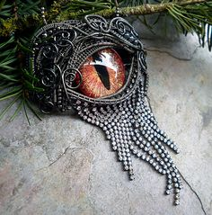 Eye Pin Pendant