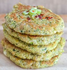 Courgette pancakes – Nadia's Healthy World Pancakes, Healthy Recipes, Healthy Food, Free Recipes, Salmon Burgers, Free Food, Low Carb, Keto, Ethnic Recipes