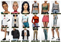 Mods Sims, Sims 4 Mods Clothes, Sims 4 Clothing, Sims 4 Mm Cc, Sims Four, Sims 4 Stories, The Sims 4 Packs, Sims 4 Gameplay, Sims 4 Teen