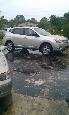 My 2012 Nissan Rogue