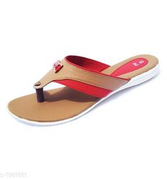 Flats Trendy Women's Sandals Material: Outer Material -Mesh Sole Material  - Tpr IND Size: IND - 4 IND - 5 IND - 6 IND - 7 IND - 8  IND - 9 Description: It Has 1 Pair Of Women's Sandals Country of Origin: India Sizes Available: IND-8, IND-9, IND-4, IND-5, IND-6, IND-7   Catalog Rating: ★4 (508)  Catalog Name: Designer Trendy Women's Sandals Vol 11 CatalogID_261817 C75-SC1071 Code: 162-1981881-997