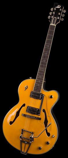 Duesenberg Guitars Imperial Light Orange