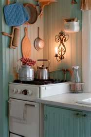 great kitchen idea; love the beadboard