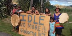"""Idle no more reaches New Zealand!   A Maori women's group organising rallies and calling for mobilised action.  An 'Aotearoa in Support of Idle No More' facebook page has been launched.    """"We feel there has been a global assault on indigenous sovereignty,"""" said Marama Davidson, spokeswoman for the Auckland-based Maori women's collective Te Wharepora Hou.    """"This is the global call we've been waiting for. Now, we can join together and start looking at solutions."""""""