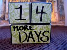 14 4 More Days, Barware, To My Daughter, Holidays, Holidays Events, Bar Accessories, Vacation, Glas, Annual Leave