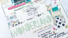"""Collection Confusion 02 - Snow & Cocoa - """"Take Me To Wonderland"""" + + + I..."""