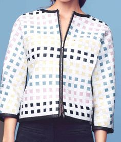 patternprints journal: PRINTS AND PATTERNS FROM PRE-SUMMER 2014 FASHION COLLECTIONS / Escada