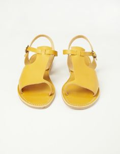 YMC Lady Sandal (gold)