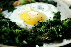 eggs-n-kale - 200 calories
