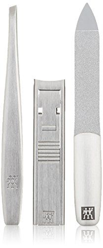 Zwilling JA Henckels 3 Piece Manicure Set Red -- Check out this great product.-It is an affiliate link to Amazon.
