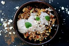 Supermat- bloggen med hälsosamma och näringsrika recept. Äppelpaj