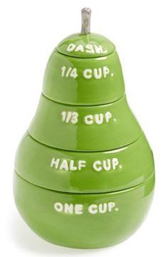 Magenta 'Pear' Measuring Cups | Nordstrom