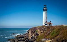 Pigeon Point Lighthouse by T. Malachi Dunworth  on 500px