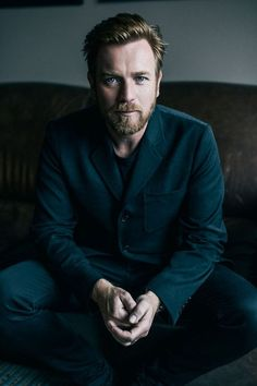 Ewan McGregor. I will never not adore this man.