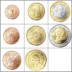 Alle euromunten - Euromunten en biljetten Piece Euro, Coins, Personalized Items, Collection, Money, Coin Collecting, Comment Please, Ideas, Rooms