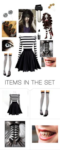 """""""Laughing Jill // cp RP //"""" by grace-way ❤ liked on Polyvore featuring art"""