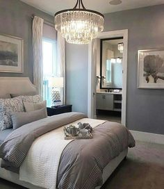 This is a Bedroom Interior Design Ideas. House is a private bedroom and is usually hidden from our guests. However, it is important to her, not only for comfort but also style. Much of our bedroom … Couple Bedroom, Bedroom Sets, Dream Bedroom, Home Decor Bedroom, Modern Bedroom, Bedding Sets, Master Bedrooms, Luxury Master Bedroom, Serene Bedroom