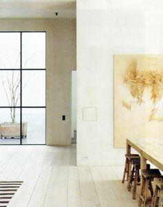 B E L G ' C H I C a certain look at Belgian style: Vincent Van Duysen's home