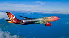 Virgin Atlantic - fun, social and playful
