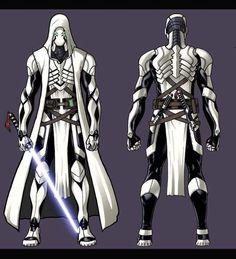 Jedi Armor: