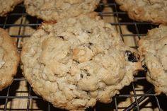 Oatmeal Raisin Cookies  One dozen homemade by CustomCookiesbygigi