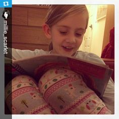 So sweet @millie_scarlet! ・・・