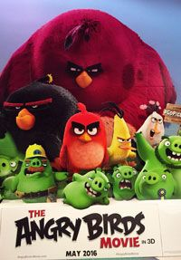 The Angry Birds Movie (2016) Full Movie Hd
