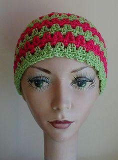 Head Huggers: Crochet Pattern: 11