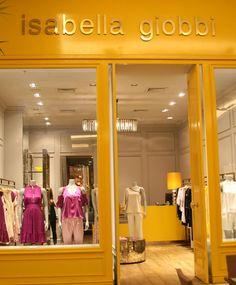 Isabella Giobbi - Iguatemi Faria Lima   São Paulo   Arquitetura: BN Interiores